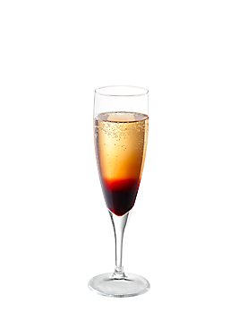 Fiche cocktail kir royal for Cocktail mousseux