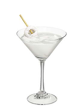 Photo du cocktail Martini litchi