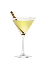 Photo du cocktail Martini au cidre