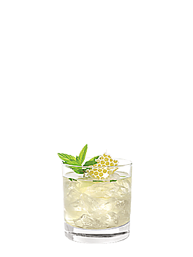 Picture of cocktail Fiery Mint