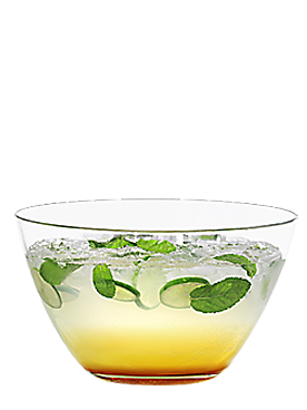 Photo du cocktail Mojito à l'érable, version punch