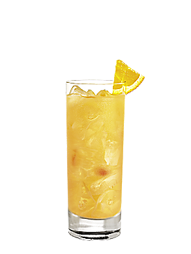 Picture of cocktail Exotic Orange