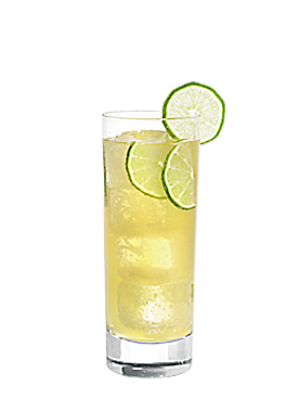 Photo du cocktail SoCo lime & soda