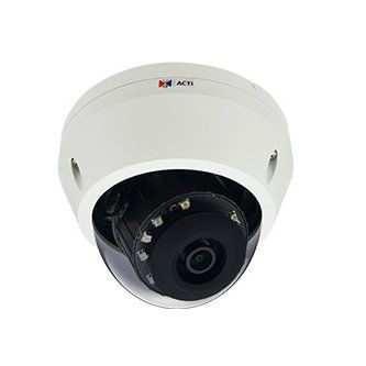 5MP Video Analytics Outdoor Dome w D/N
