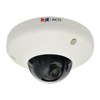 10MP IND Mini Dome,Basic WDR,Fixed lens,