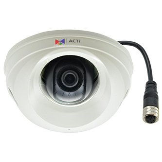 3MP Video Analytics Outdoor Mini Dome wi