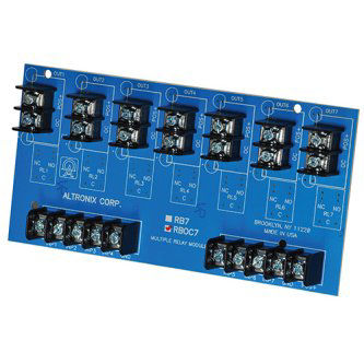 Open Collector Module - 12VDCor 24VDC