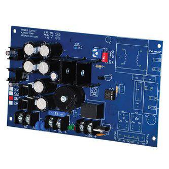 12VDC or 24VDC @ 10 amp board.