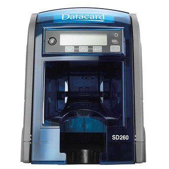 SD260 Printer, Simplex, Manual Feed