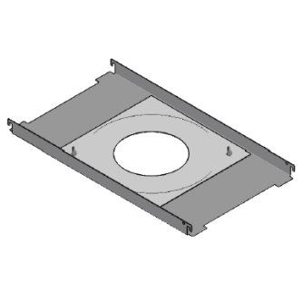 Ceiling Tile Support Plate