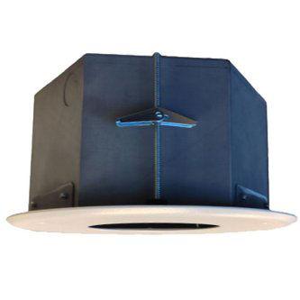 In-ceiling flush mount