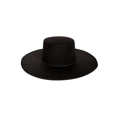 Black Farmer Hat $8.99 AT vintagedancer.com