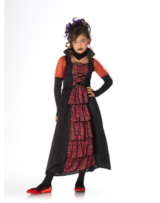 Midnight Vampire Girls Costume