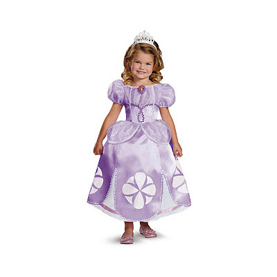 Sofia the First Prestige Toddler Costume