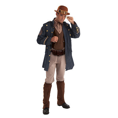 Steampunk General Adult Mens Costume $49.99 AT vintagedancer.com