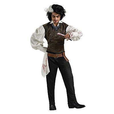 Sweeney Todd Deluxe Adult Mens Costume $69.99 AT vintagedancer.com