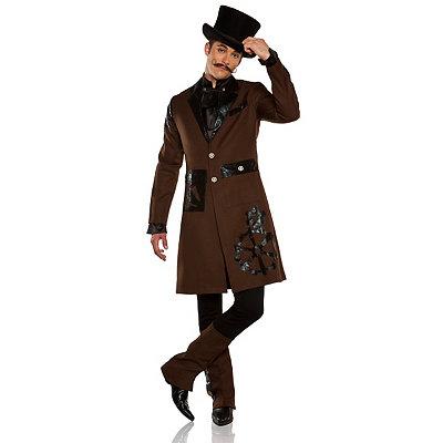 Full Steam Ahead Mens Steampunk Costume $69.99 AT vintagedancer.com