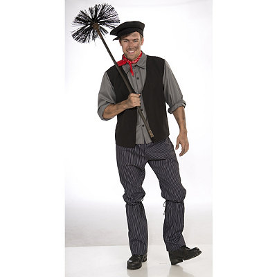 Chimney Sweep Adult Mens Costume $39.99 AT vintagedancer.com