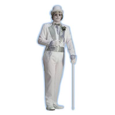 Victorian Ghost Groom Adult Mens Costume $49.99 AT vintagedancer.com