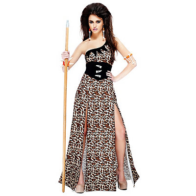 e8e173c0a06ab8 Queen Of The Jungle Adult Womens Costume