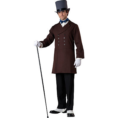 Victorian Gentleman Adult Costume $89.99 AT vintagedancer.com