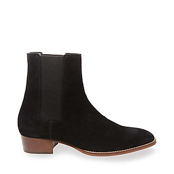 Chelsea Boots for Men in Suede & Leather | Steve Madden
