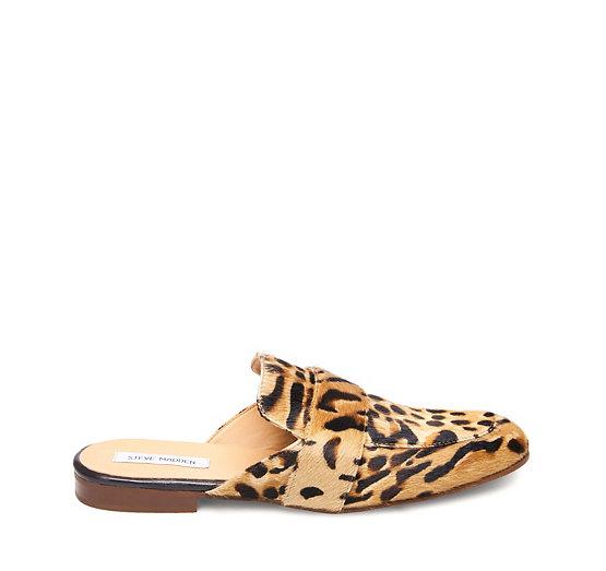 e55e94876cdee Ceri Hoover Cheetah Mule Sandals Anthropologie