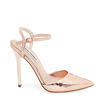 Gold Heels Silver Heels &amp Rose Gold Heels | Steve Madden