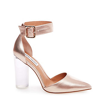 Gold Heels, Silver Heels & Rose Gold Heels | Steve Madden
