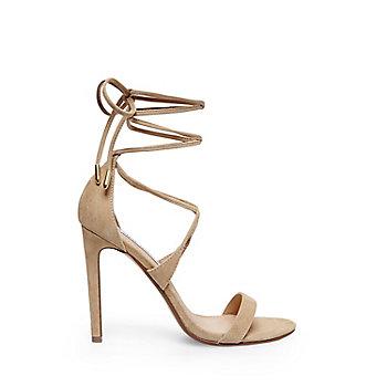 16fd81f9849 Black Strappy Sandals: Steve Madden Presidnt