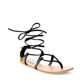 9a3b4e0c88f Steve Madden Werkit   Gold Gladiator Sandals