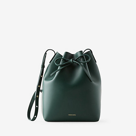 BUCKET BAG CALF
