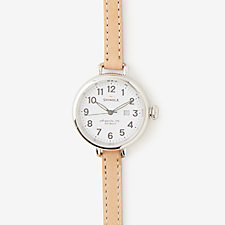WOMENS BIRDY 34MM DOUBLE WRAP WATCH