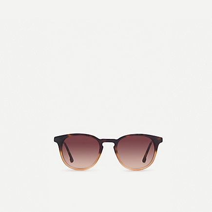 SEPIA TORTOISE WILLARD SUNGLASSES