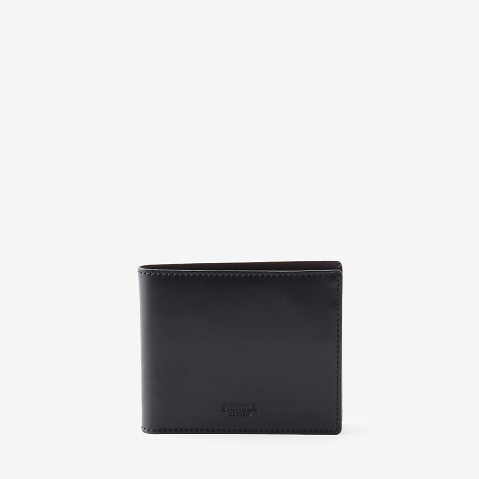 BIFOLD WALLET BLACK