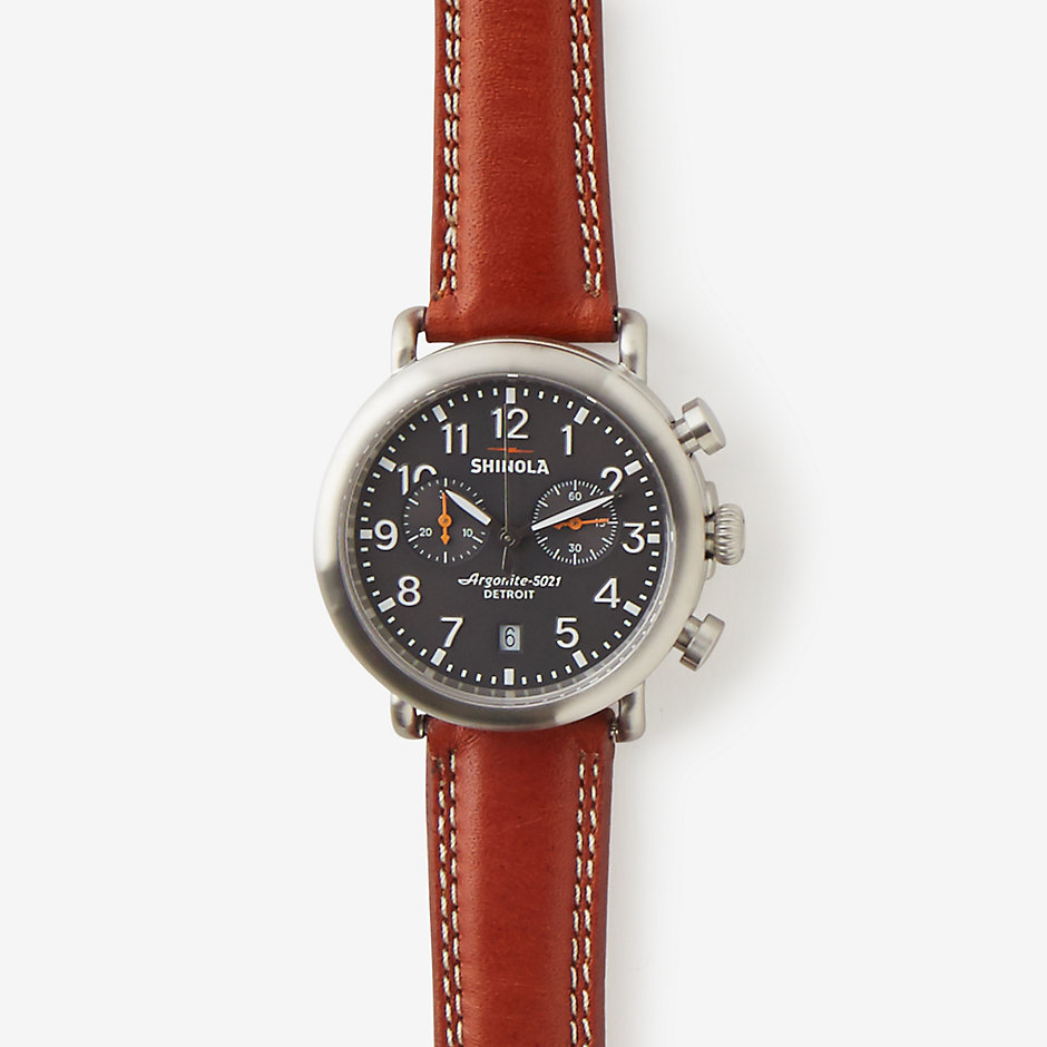 RUNWELL 41MM CHRONO WATCH