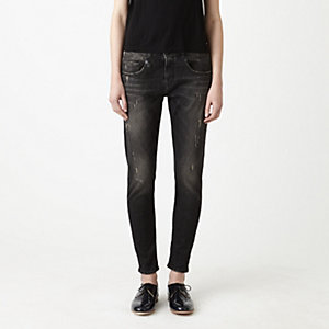 BOY SKINNY JEAN - RUSTY BLACK