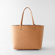 LARGE LEATHER TOTE (PRE-ORDER)