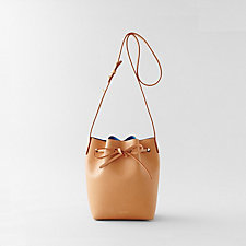 MINI BUCKET BAG COATED (PRE-ORDER)