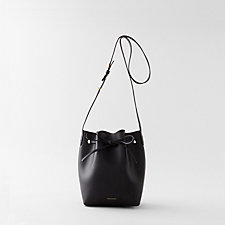 MINI BUCKET BAG RAW