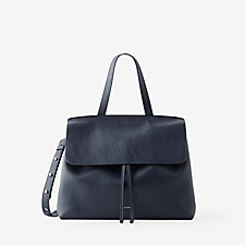 CALF LEATHER LADY BAG