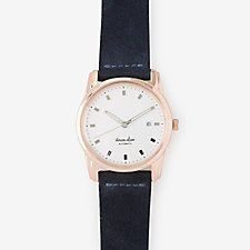 3 ATM WATCH - SUEDE