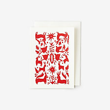 OTOMI BLANKET CARD