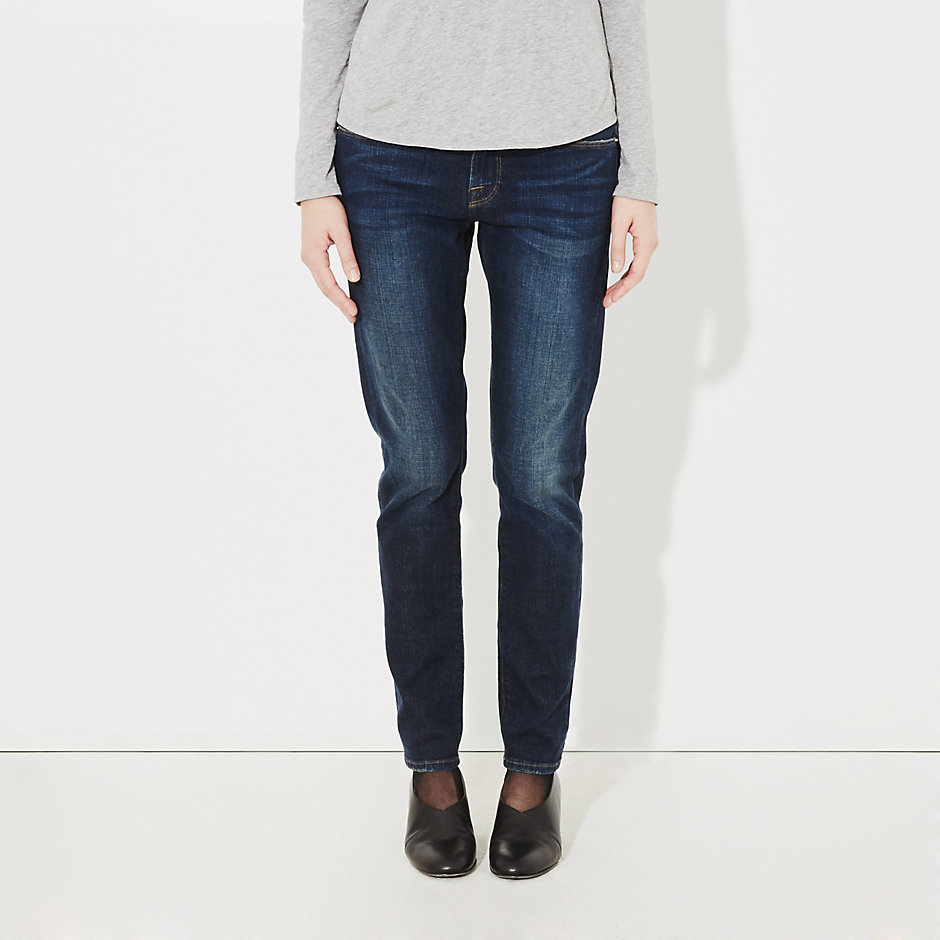 'LE COLOR' SKINNY JEANS