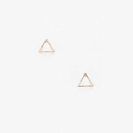WHIMSY EARRINGS TRIANGLE