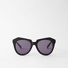 NUMBER ONE SUNGLASSES - BLACK