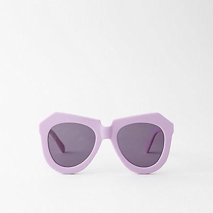 ONE WORSHIP SUNGLASSES - LAVENDER