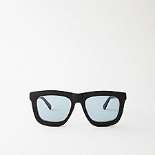 DEEP WORSHIP SUNGLASSES - BLACK