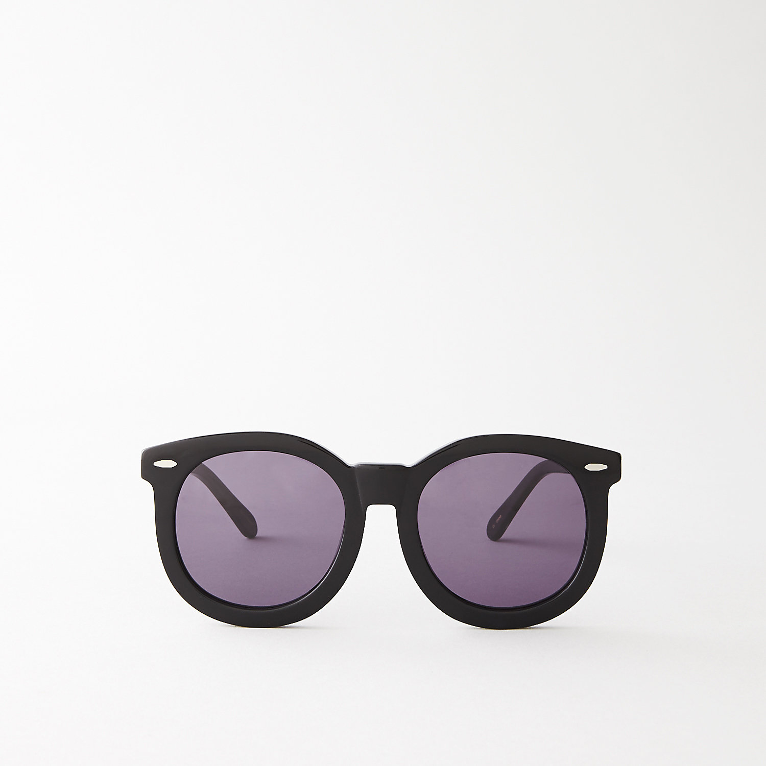SUPER WORSHIP SUNGLASSES - BLACK