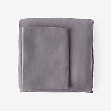 LINEN KING DUVET SET
